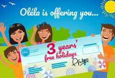 3 years of holidays with OLELA